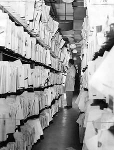1955, Medical Chart Room