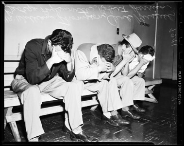 1951, Floating Dice Players