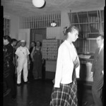 1954, Assault With a Deadly Weapon Suspect