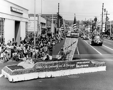 Float During Parade