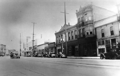 1939, Haden Building