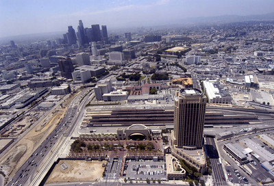 2005, Union Station and Downtown Aerial