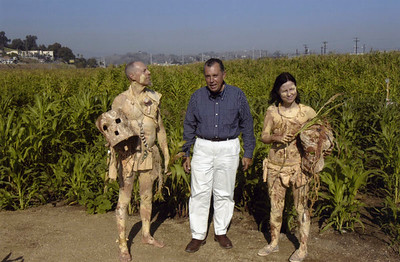 2005, Al Nodel and Mud People