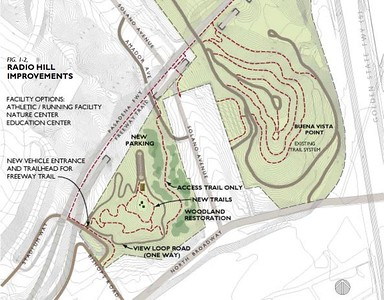 2006, Proposed Improvements Map