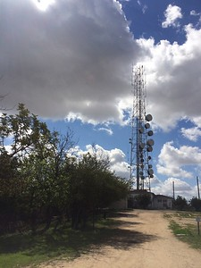 2014, Radio Tower