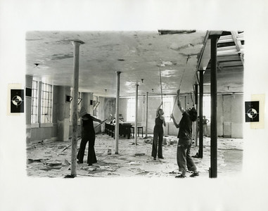 1975, Painting the Ceiling