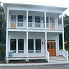 Lady's Island Commons in Beaufort, South Carolina designed by Allison Ramsey Architects.
