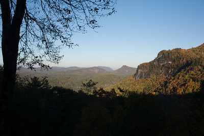 Devil's Courthouse - Whiteside Mountain, NC