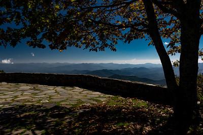 Wayah Bald View - NC