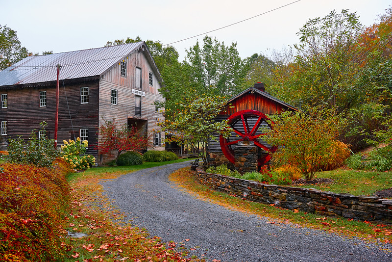 Crooks Old Mill