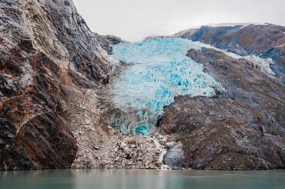 Alaska -30  Reid Glacier