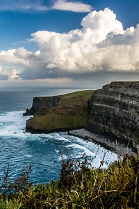 View of Cliffs of Moher II