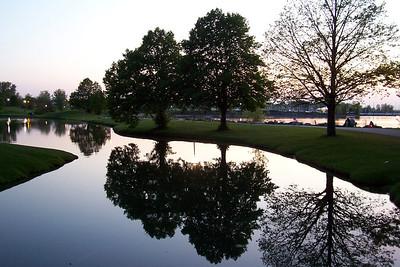 still reflections Andrew Haydon Park, Ottawa