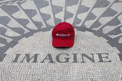 Imagine... believe