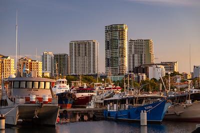 Darwin City from Frances Bay