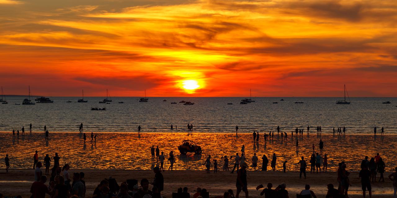 Territory Sunset