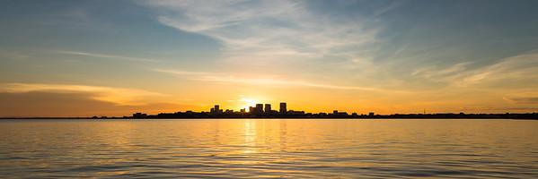 Darwin Harbour Sunset