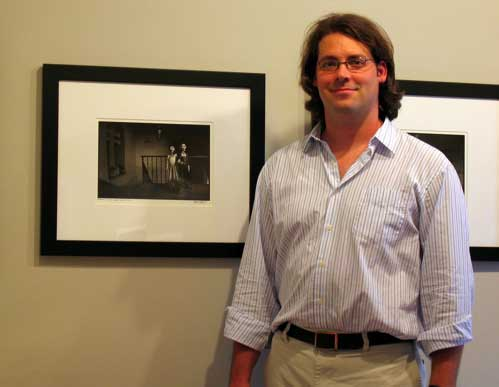 Kevin Sweeney at Silver Eye Center for Photography 2004