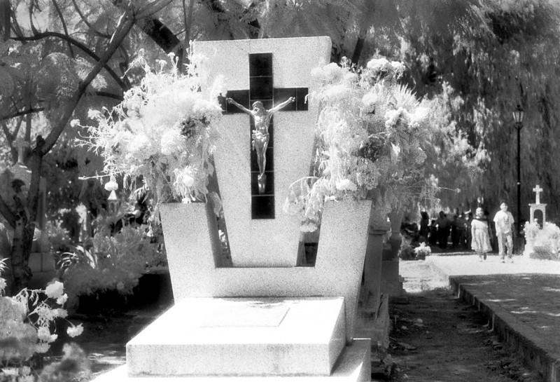 2 de Noviembre. Santa Maria del Tule, Mexico. 2002.