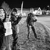 Machesney Park Verizon Net Neutrality Protest - December 2017