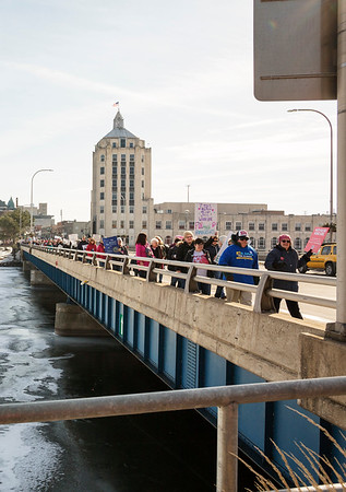 Rockford Women's March - January 2018