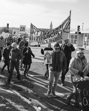 Rockford Women's March - January 2018