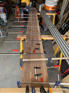 Glue time, got clamps?