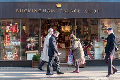 Buckingham Palace Shop