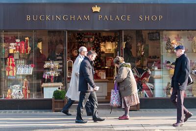 Buckingham Palace Shop