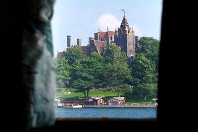 Bolds Castle, Alexandria Bay, New York
