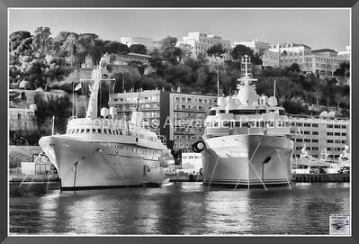Blohm + Voss, Boats, Lady Moura, Lürssen, Monaco, Yacht