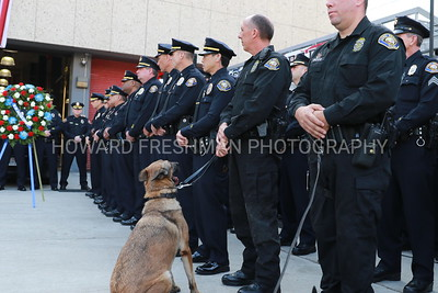 Police & Fire 9-11 Memorial Service
