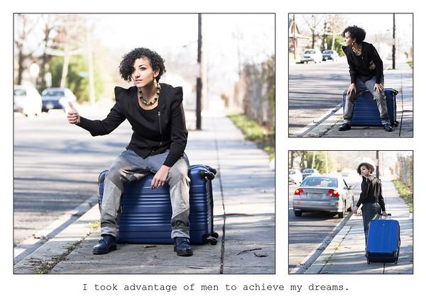 I took advantage of men to achieve my dreams
