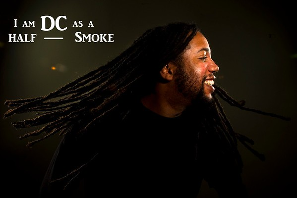 I am DC as a Half-Smoke