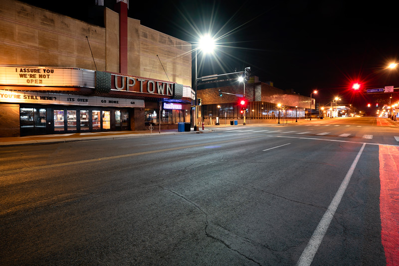 Uptown Theatre, Minneapolis