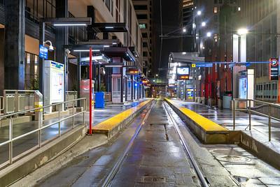 Nicollet Mall LRT Station