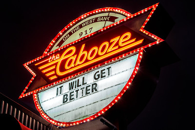 The Cabooze Marquee