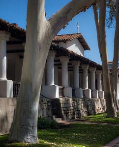 Collonade, Mission San Luis Obispo, CA
