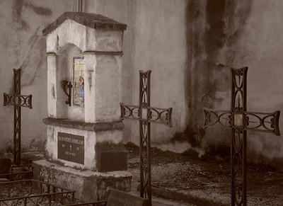 Graveyard, Mission San Gabriel Arcángel, CA