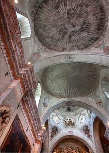 Ceiling, Mission San Xavier del Bac, Tucson AZ