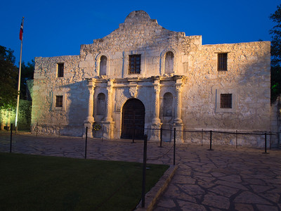 The Alamo (Mission San Antonio de Valero)