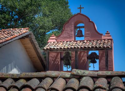 Campanario, Mission La Purísima Conceptión, CA