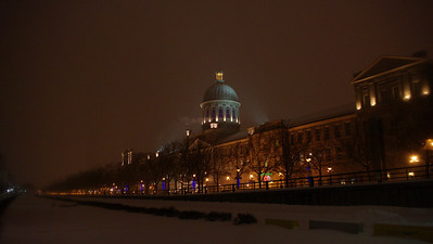 Marche Bonsecours in Old Montreal.