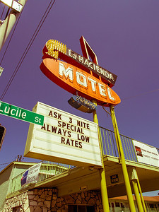 Motel Sign ~ Georgetown, Wa