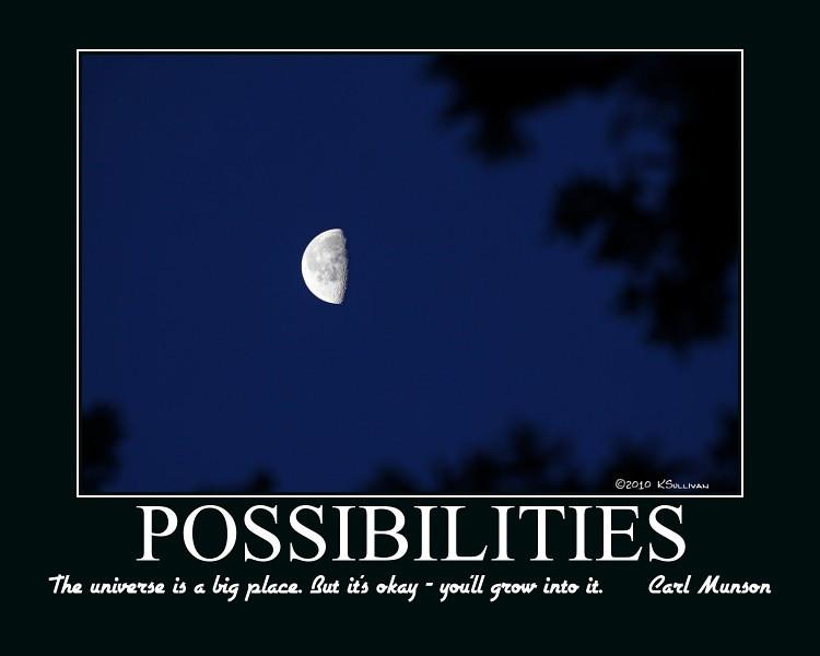 possibilities 2