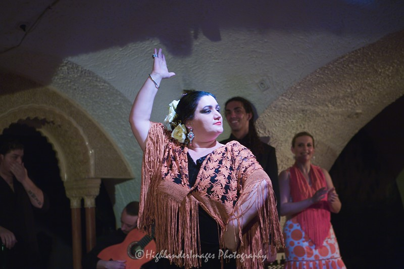 Flamenco @Las Cordobes, La Rambla, Barcelona
