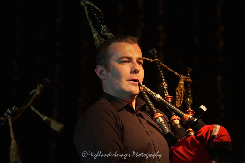 Red Hot Chilli Pipers Live at Hilton Hotel, KL