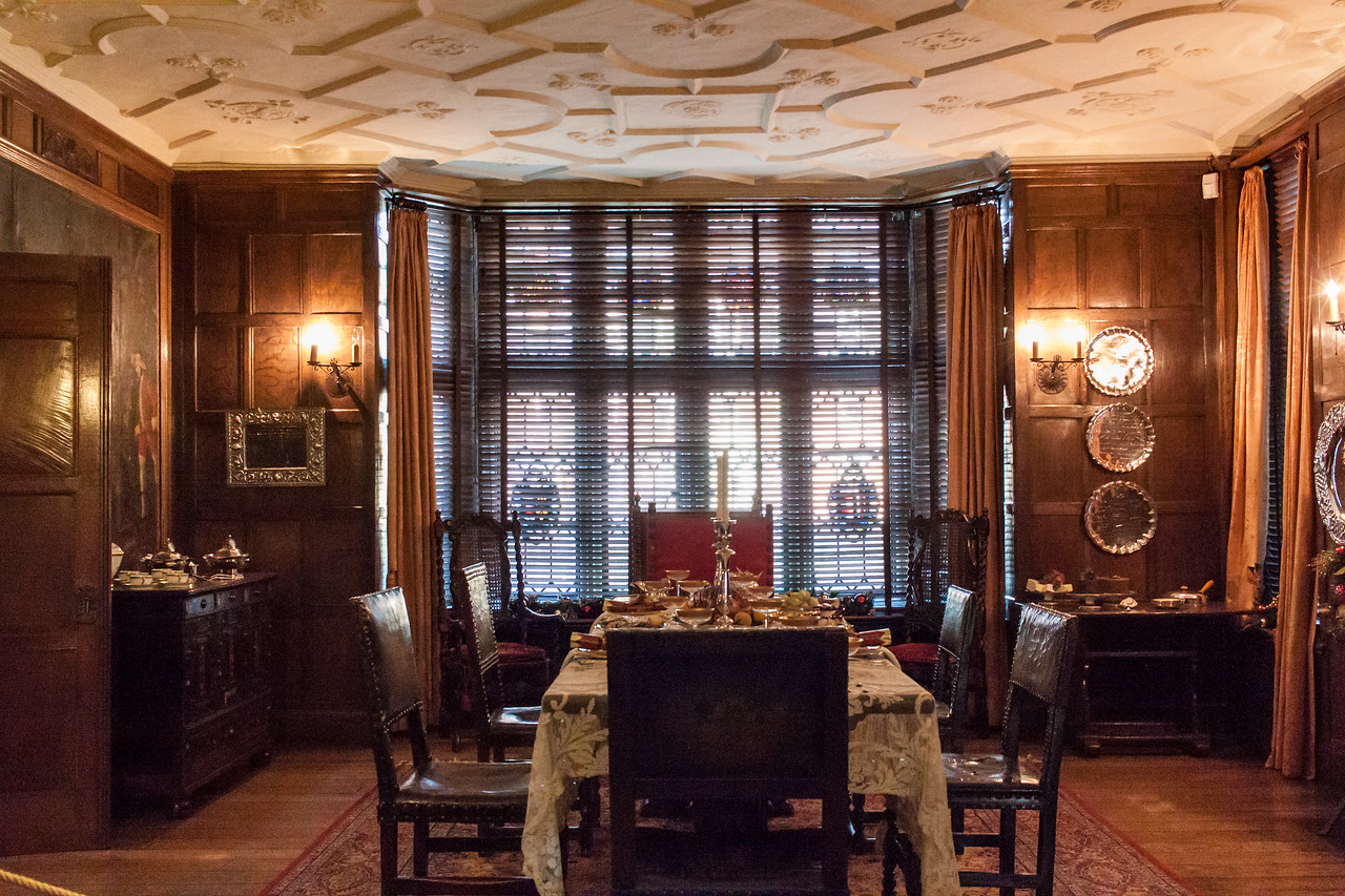 The Virginia House Dining Room
