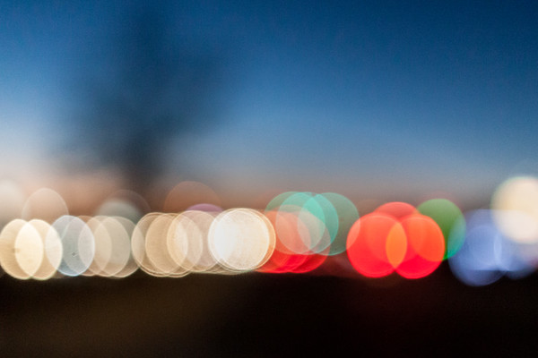 Rush Hour Bokeh