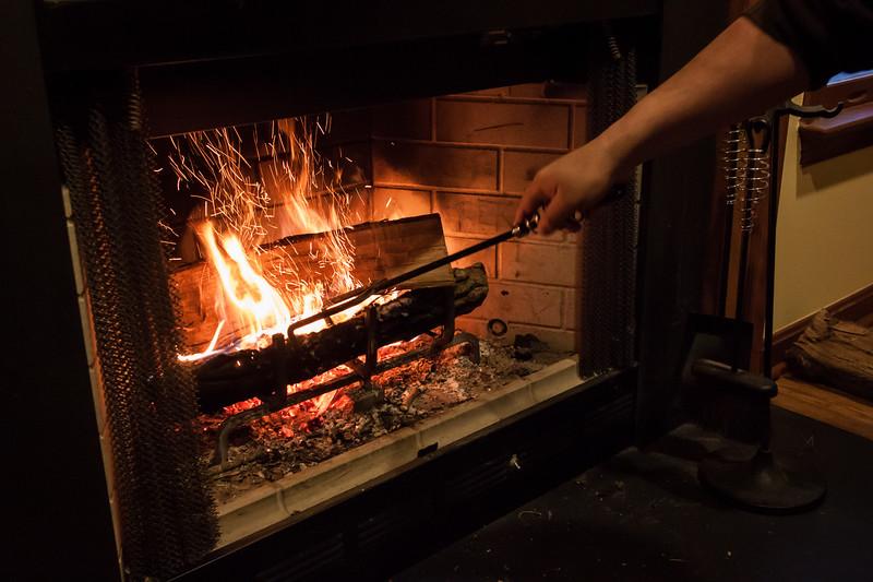 An Unprecedented SECOND Fire of Winter
